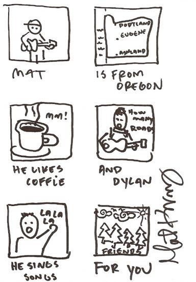 Doodle 4 Nf Gallery Mat Kearney